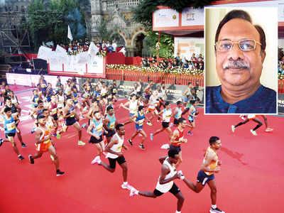 64-yr-old Nallasopara resident dies of heart attack during Mumbai Marathon