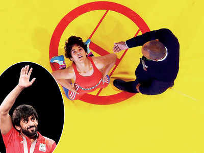 All eyes on Bajrang Punia, Vinesh Phogat as World Championships begin in Nur-Sultan