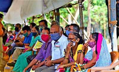 Mumbai News Updates: Maharashtra reports highest single-day spike of 63,729 coronavirus positive cases