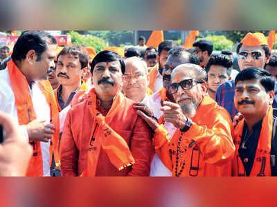 Shiv Sena faces rebellion in Nashik West