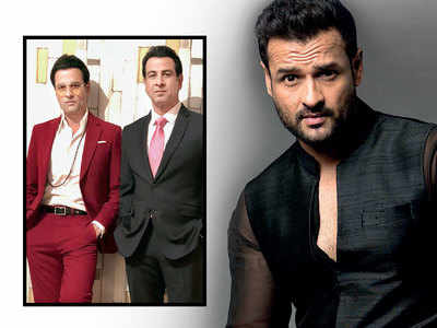 Rohit Bose Roy ropes in brother Ronit Roy for his directorial debut