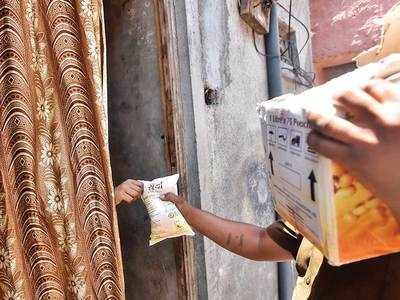 Missing pouches of oil returned at Parvati Darshan