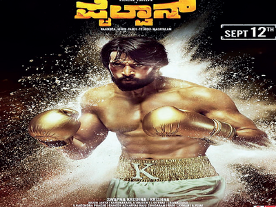 Sandalwood shocked as persons claiming to be fans of Darshan upload pirated version of Sudeep film Pailwan