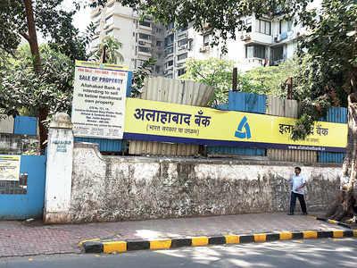 Posh Allahabad Bank property up for sale