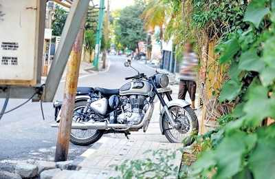Bengaluru's KR Puram cops find a business opportunity in bike thefts
