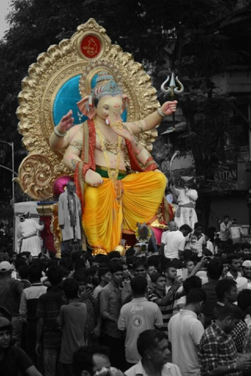 ganesh chaturthi 2018 photos readers send in pictures of ganpati