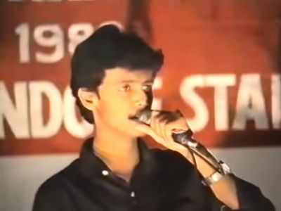 Watch: Sonu Nigam sings Mahabharat title song