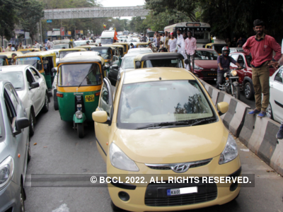 Traffic is shrinking job-seeking radius of Bengalureans