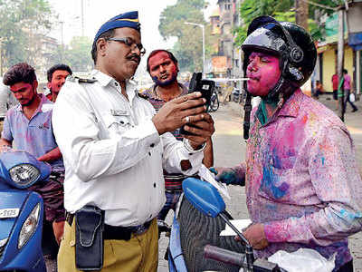 Violate traffic rules, lose licence for three months