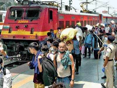 Woman dies after falling from Shramik Special train in WB