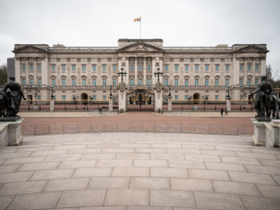 Staff member jailed for Buckingham Palace thefts