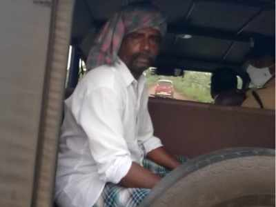 Whistle blower farmer nabbed after raising alarm on food grains scam