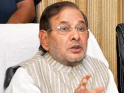 Sharad Yadav calls fall of Mahagatbandhan unfortunate, could get key post in opposition forum