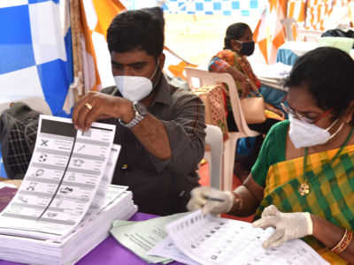 Hyderabad voters shock all parties with poor turnout at GHMC polls