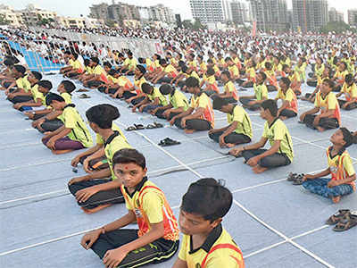 Divyangs to try for silent yoga record