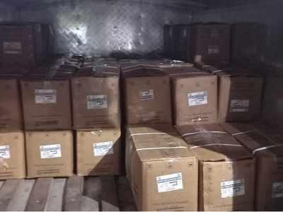 Thane: 12,000 gelatin sticks, 3,000 detonators seized in Bhiwandi