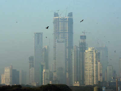 A smoggy Sunday as air quality dips to 'very poor'