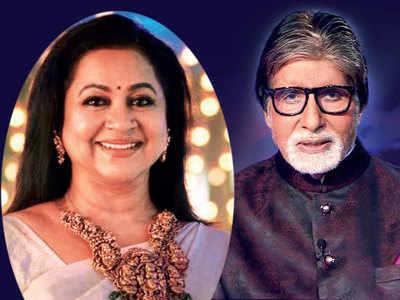 Radikaa Sarathkumar makes TV history as first female host of Tamil Kaun Banega Crorepati, titled Kodeeswari