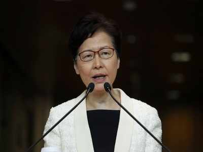 Carrie Lam: Hong Kong extradition bill will be withdrawn