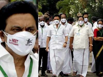 DMK leaders express outrage over suicide of NEET aspirants