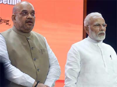 Amit Shah sure of win in Bengal, Telangana