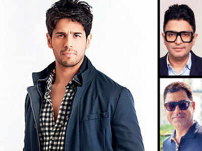 Sidharth Malhotra to start shooting for his double role in Thadam remake in Delhi this May