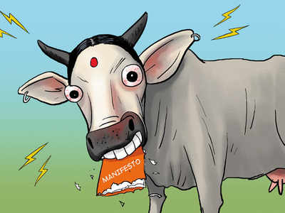 Mr Modi, pl save my gaumata