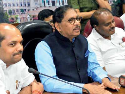K'taka CM's big expose: 'BJP tried to topple govt'