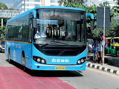 Google wishes to board BMTC bus
