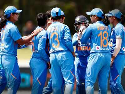 Women's T20 World Cup 2020: Poonam Yadav's three wickets help India edge out West Indies in World Cup warm-up