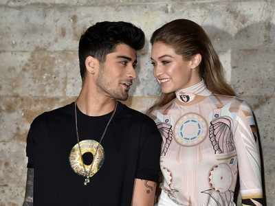 Zayn Malik, Gigi Hadid welcome baby girl, share pictures on social media
