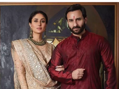 Kareena Kapoor Khan shares adorable photo with Saif Ali Khan; reveals  key to 'happy marriage' on 8th anniversary