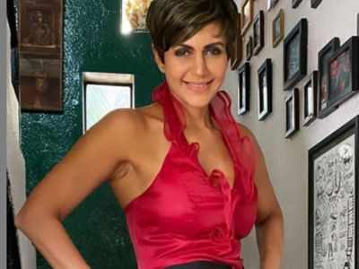 Mandira Bedi adopts four-year-old girl, says she has come to us like a blessing