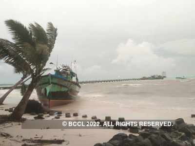 Cyclonic storm MAHA and BULBUL prevailing simultaneously, predicts IMD