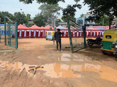BBMP sports ground will now host a mela