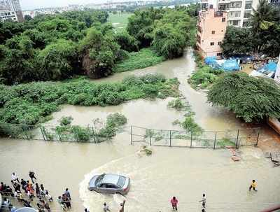 Been there, drain that: 49 sites at risk of flash flood
