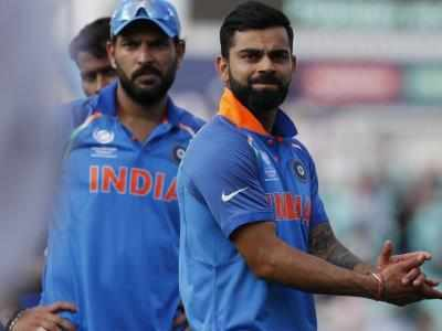 Champions Trophy: Gracious in defeat, Virat Kohli applauds Pakistan
