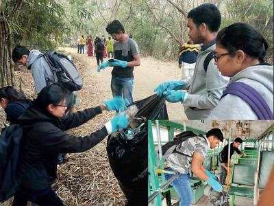 VIT students volunteer to make a difference
