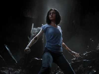 Rosa Salazar on Alita: The Battle Angel: She is a regular girl with a whole palette of emotions