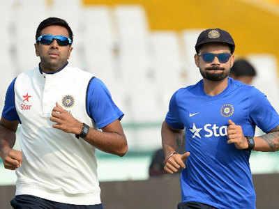 Virat Kohli, Ravichandran Ashwin nominated for ICC Player of the Decade Award