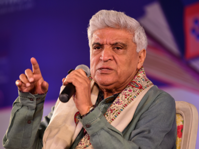 'Shocked' Javed Akhtar denies writing lyrics for biopic PM Narendra Modi