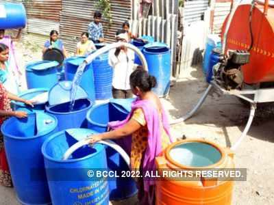 Latur's water supply gap reduced due to lockdown