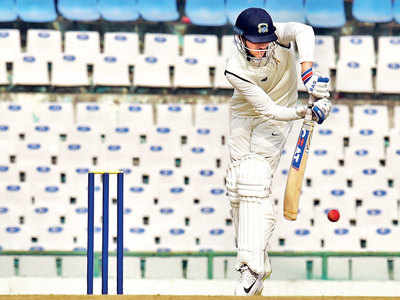India A dominates South Africa A as Shubhman Gill, Jalaj Saxena score big