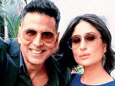 Akshay Kumar, Kareena Kapoor head Delhi to shoot celebratory song for Good News