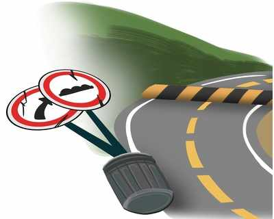 Seven killed in road accidents in 24 hours in Thane district