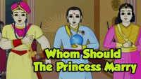 Kids Stories | Nursery Rhymes & Baby Songs - 'Whoom Should The Princess Marry - Vikram Betal'- Kids Nursery Story In Tamil