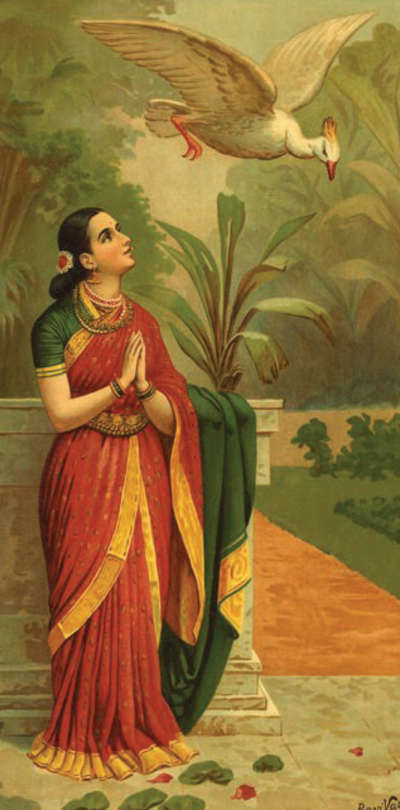 What you see when you see: Ravi Varma: A legacy in lithography