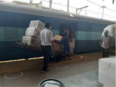 India Post Railway Parcel Service to begin from May 15