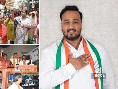 Congress' Zeeshan Siddiqui wins from Bandra East as Shiv Sena rebel Trupti Sawant plays spoiler for Vishwanath Mahadeshwar