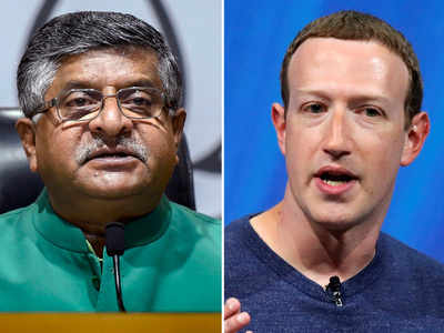 'Facebook workers abusing PM Narendra Modi': Ravi Shankar Prasad writes to Mark Zuckerberg over 'political' bias